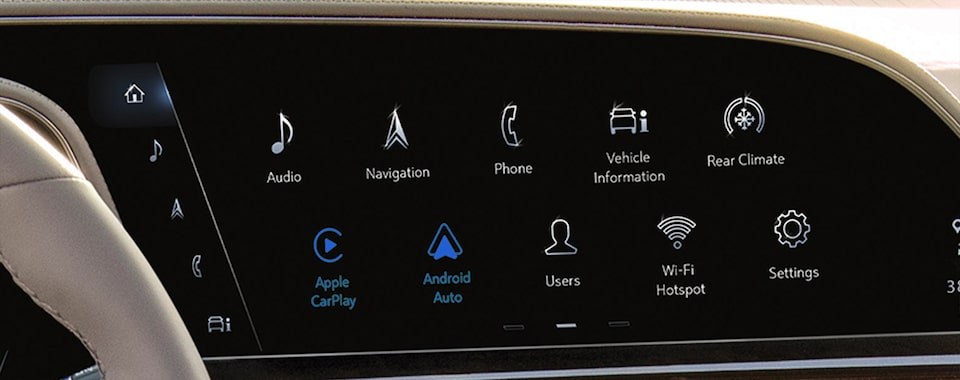 Wireless Phone Projection con Apple CarPlay y/o Android Auto